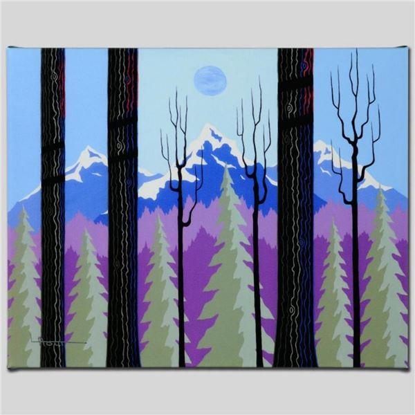 """""""Valley of the Giants"""" Limited Edition Giclee on Canvas by Larissa Holt, Numbere"""
