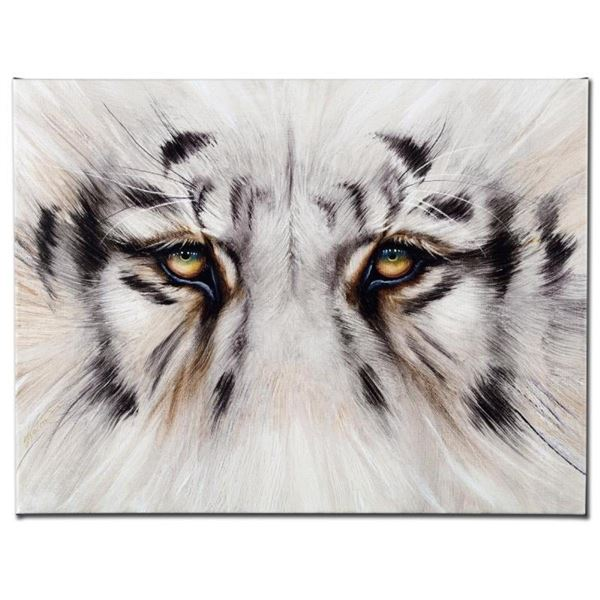 """""""Eye See You"""" Limited Edition Giclee on Canvas by Martin Katon, Numbered and Han"""