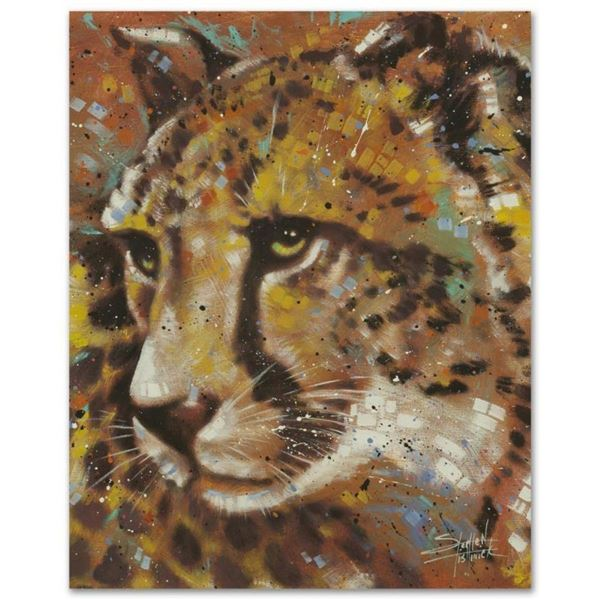 """""""Movement Spotted"""" Limited Edition Giclee on Canvas by Stephen Fishwick, Numbere"""