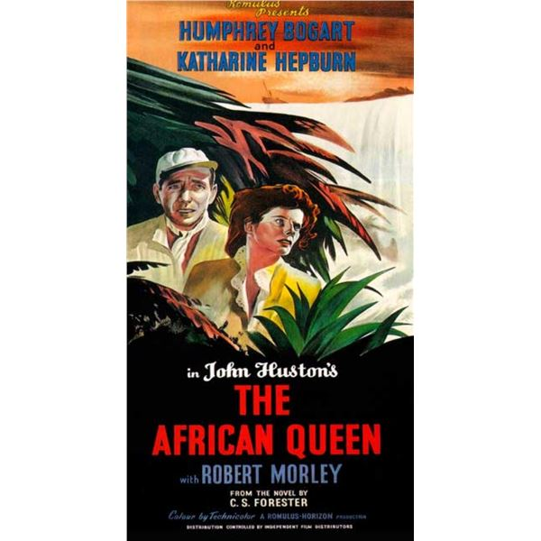 African Queen Movie Poster