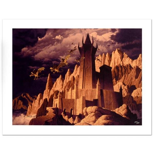 """""""The Dark Tower"""" Limited Edition Giclee on Canvas by The Brothers Hildebrandt. N"""