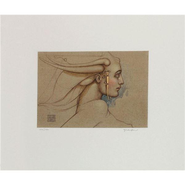 Angel Study by Michael Parkes 110/160