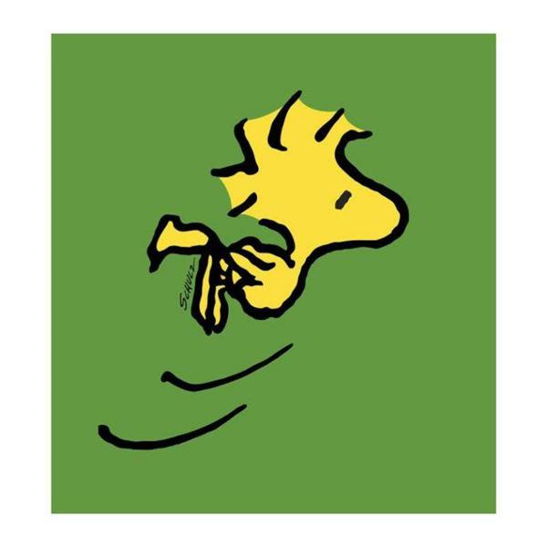 "Peanuts, ""Woodstock"" Hand Numbered Canvas (40""x44"") Limited Edition Fine Art Pri"