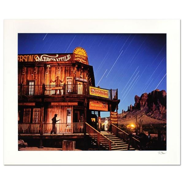 """Robert Sheer, """"Goldfield Ghost Town Spirits"""" Limited Edition Single Exposure Pho"""