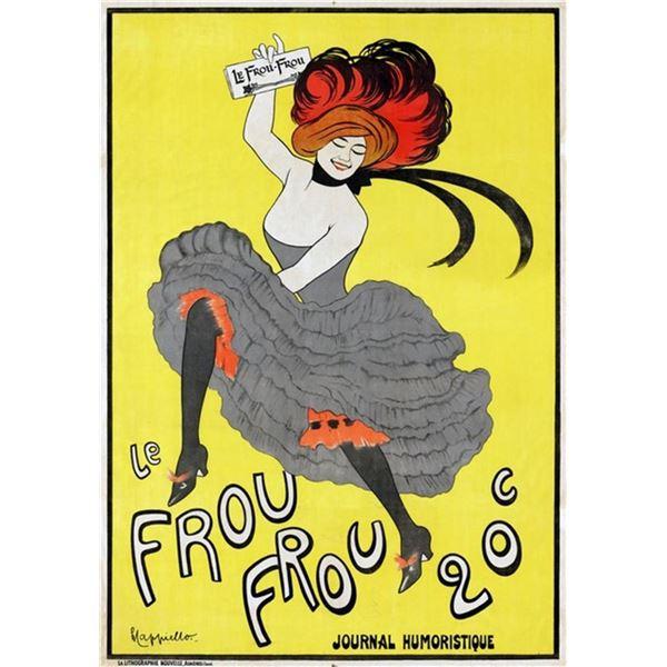 Leonette Cappiello  - Frou Frou