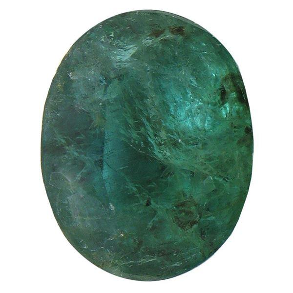 4.59 ctw Oval Emerald Parcel