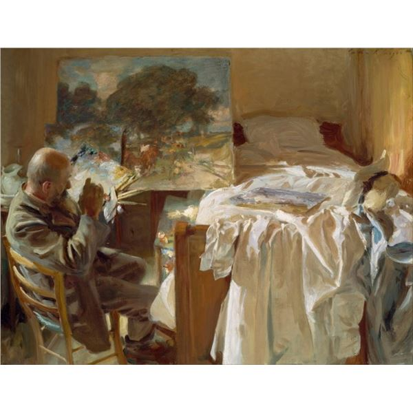 Sargent - An Artist in His Studio