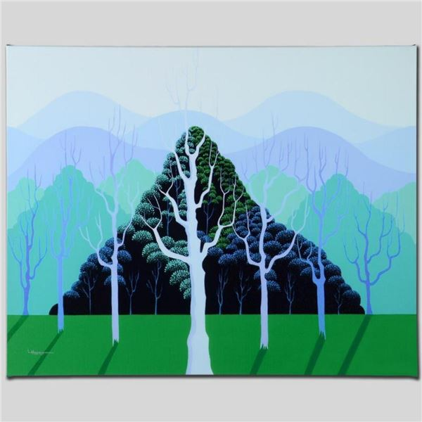 """""""Eucalyptus"""" Limited Edition Giclee on Canvas by Larissa Holt, Numbered and Sign"""