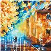 """Image 2 : Leonid Afremov (1955-2019) """"Through the Night"""" Limited Edition Giclee on Canvas,"""