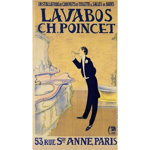 Anonymous -  Lavabos Ch. Ponchet