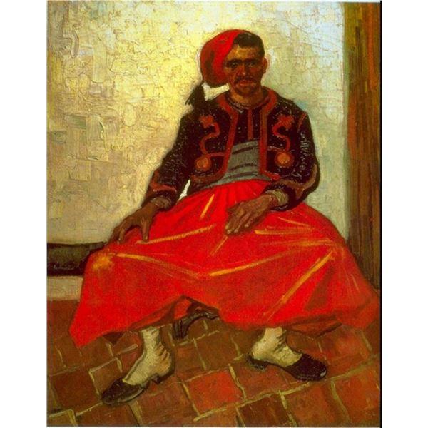 Van Gogh - Zouave