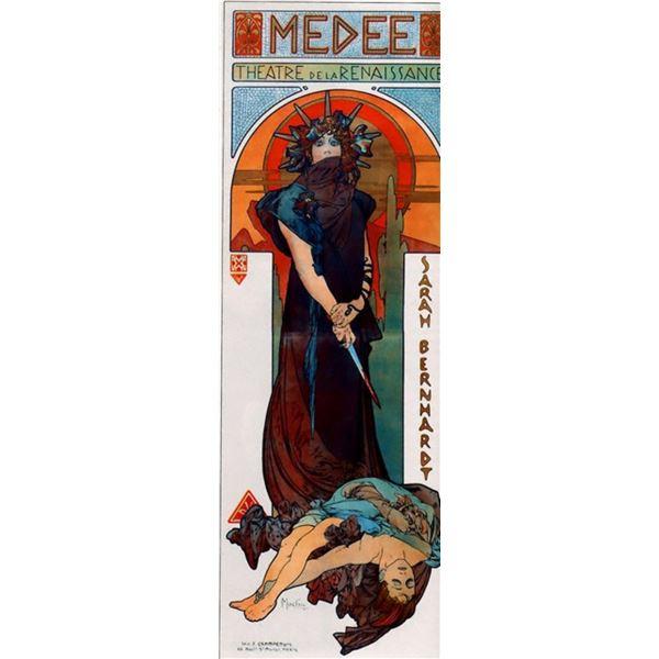 Alphonse Mucha - Medea