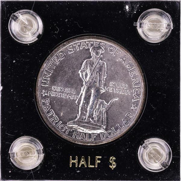 1925 Lexington Concord Sesquicentennial Half Dollar Coin