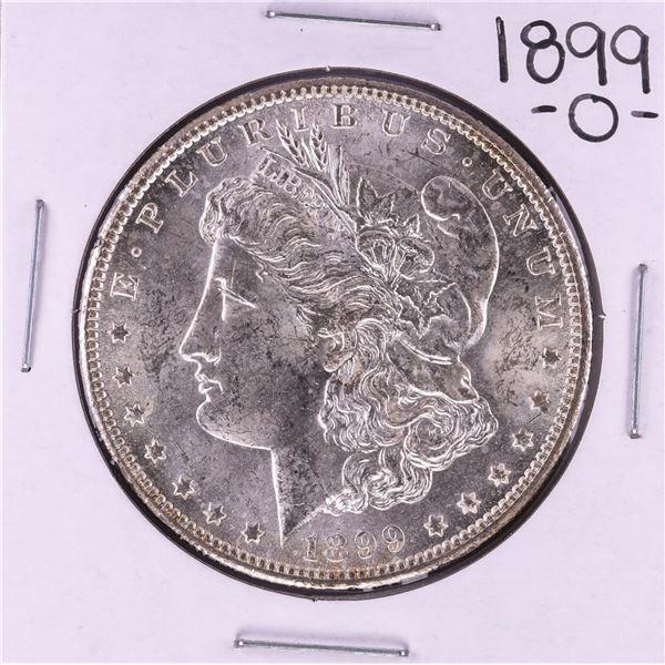 1899-O $1 Morgan Silver Dollar Coin