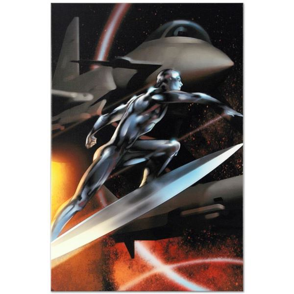 """Marvel Comics """"Ultimate Fantastic Four #44"""" Limited Edition Giclee"""