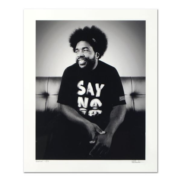 """Rob Shanahan """"Questlove"""" Limited Edition Giclee"""