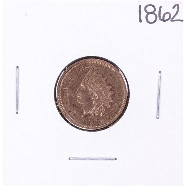 1862 Indian Head Cent Coin
