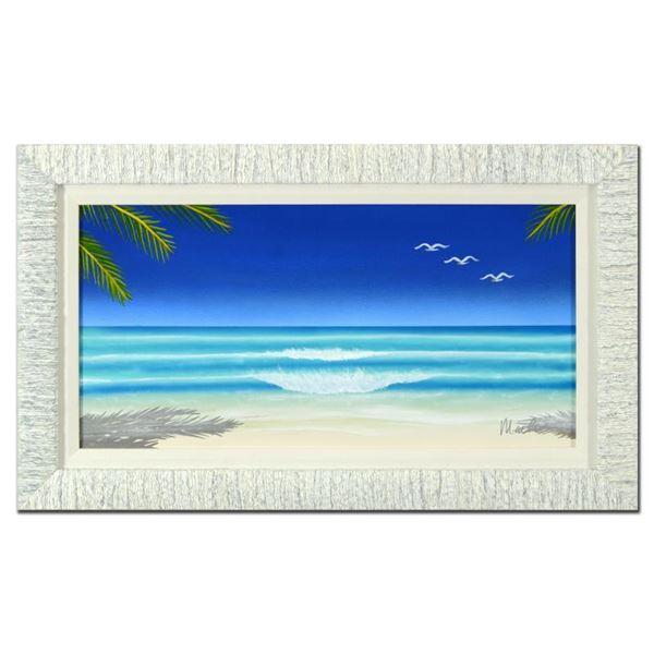"Mackin ""Wind and Sea"" Original Oil on Canvas"