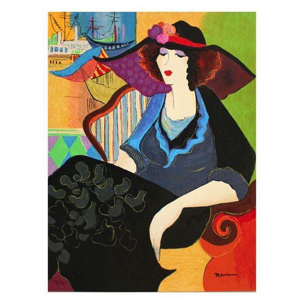 "Patricia Govezensky ""Marina Tel Aviv"" Limited Edition Serigraph"