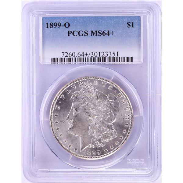 1899-O $1 Morgan Silver Dollar Coin PCGS MS64+
