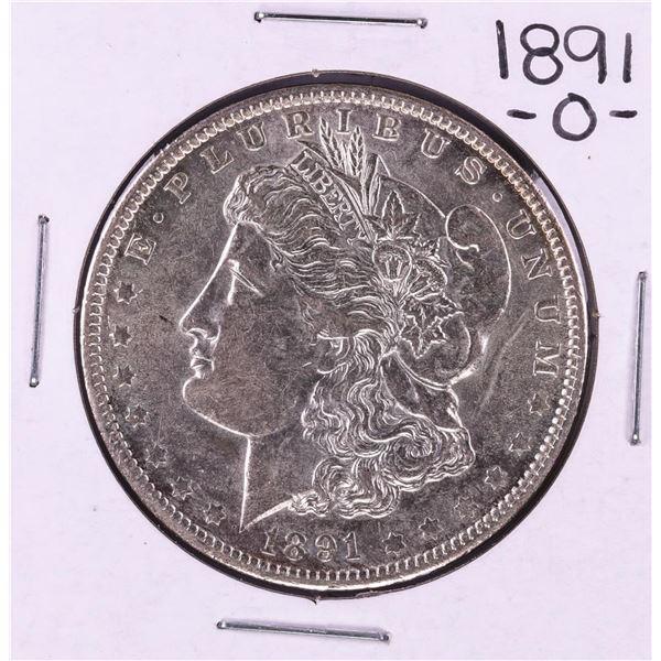 1891-O $1 Morgan Silver Dollar Coin