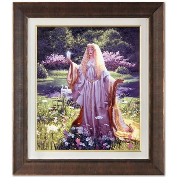 """Greg Hildebrandt """"The Gift Of Galadriel"""" Limited Edition Giclee on Canvas"""
