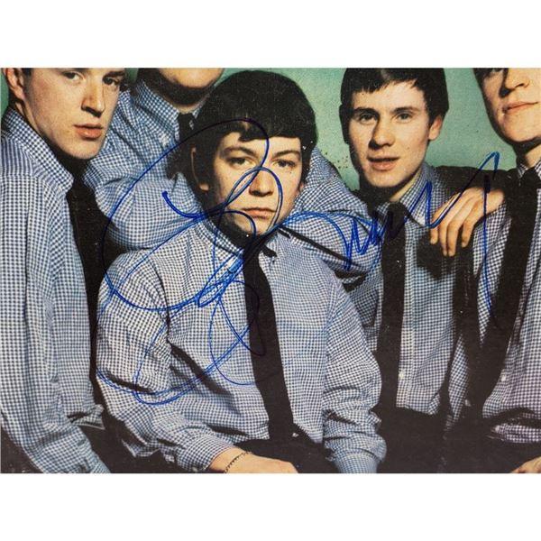 Signed Animals The Animals Album Cover