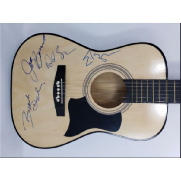 Signed Blue Oyster Cult Guitar
