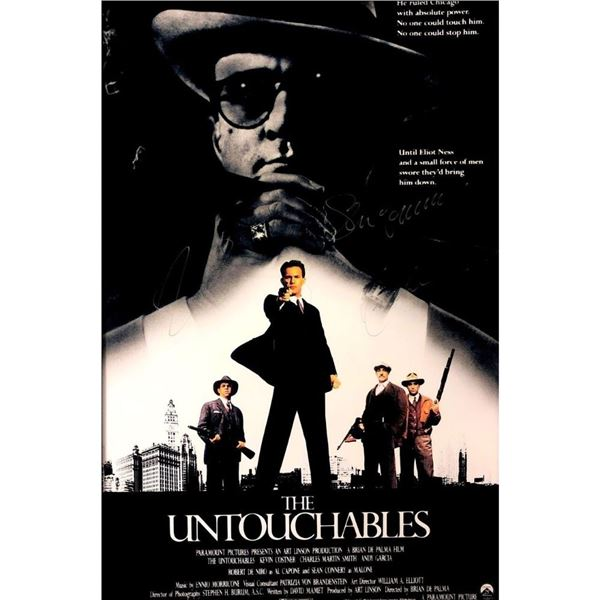 Signed Untouchables Movie Poster