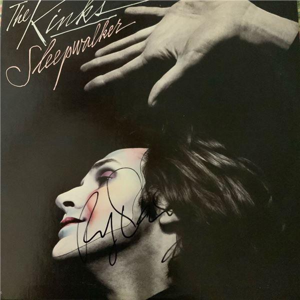 Signed The Kinks, Sleepwalker Album Cover