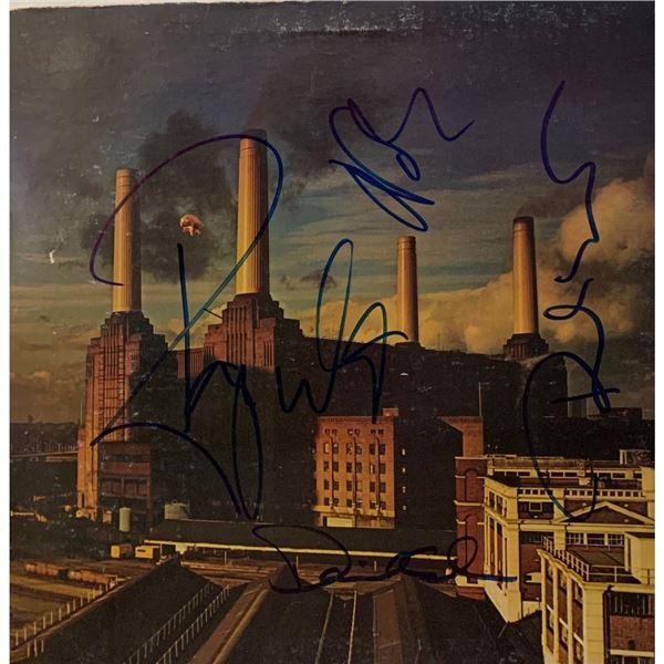 Signed Pink Floyd Animals Album