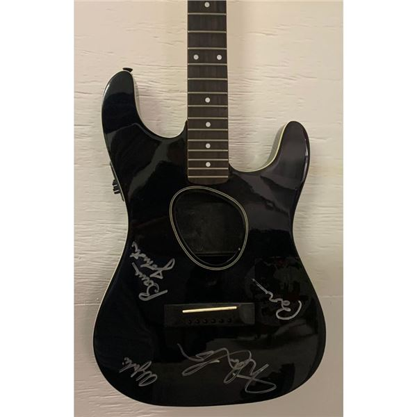 Signed Beach Boys Guitar