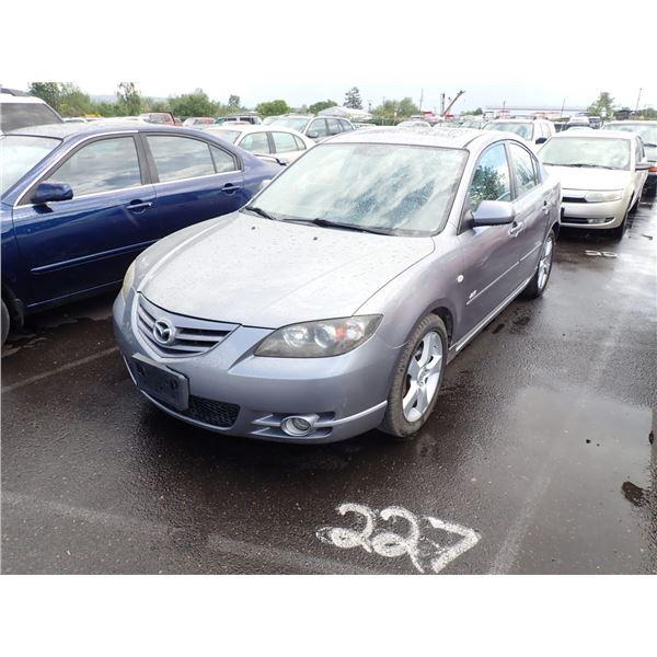 2004 Mazda Mazda3