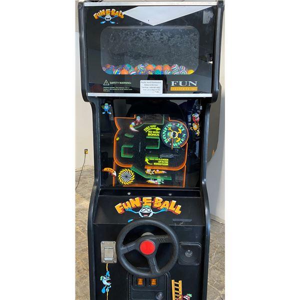 Fun-E-Ball Arcade Game