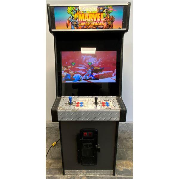 Capcom Marvel Super Heroes Arcade Game