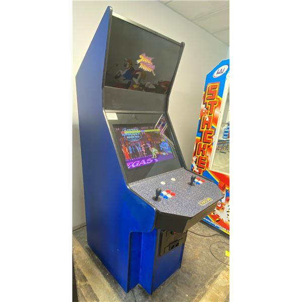Capcom Street Fighter Arcade Game