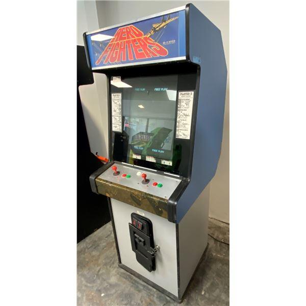 Aero Fighters Arcade Game