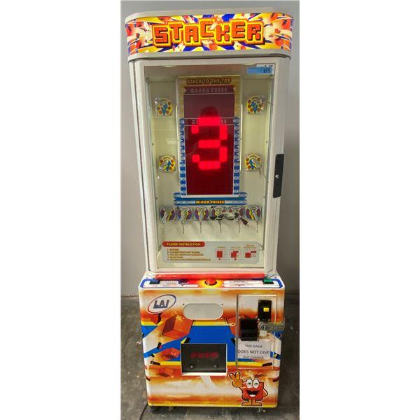 Stacker Prize Game Arcade Game