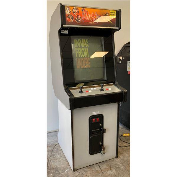 Dimahoo Arcade Game Capcom Arcade Game