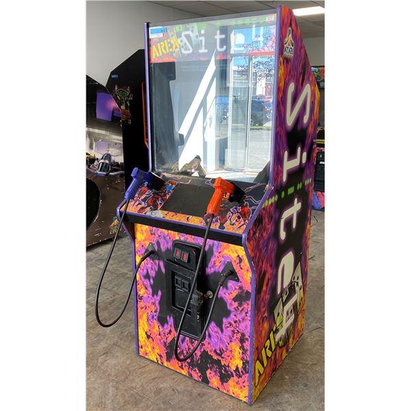 Area 51 Site 4 Arcade Game