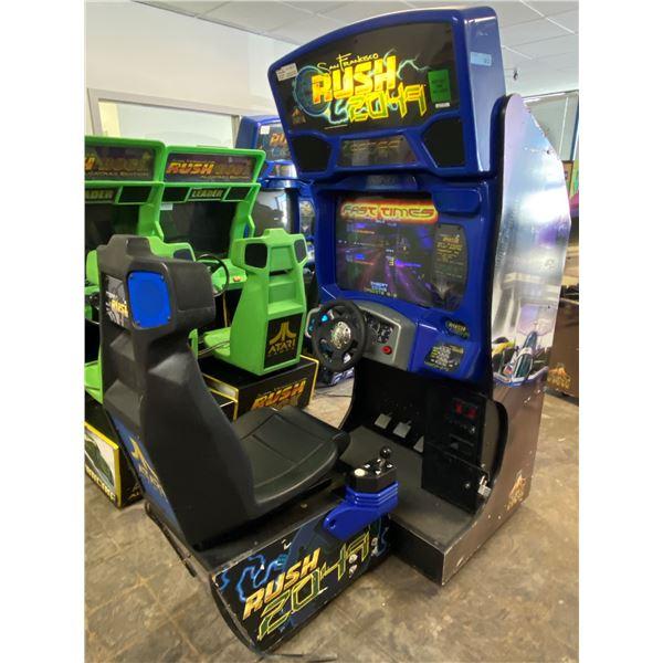 San Francisco Rush 2049 Racing Arcade Machine (Single)