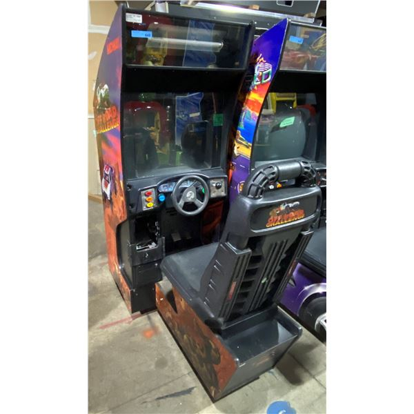 Off Road Challenge Arcade Game