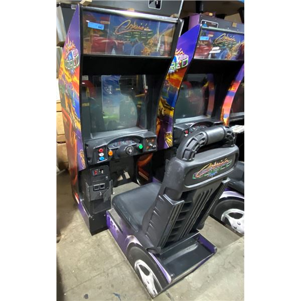 Cruising World (No Steering Wheel) Arcade Game