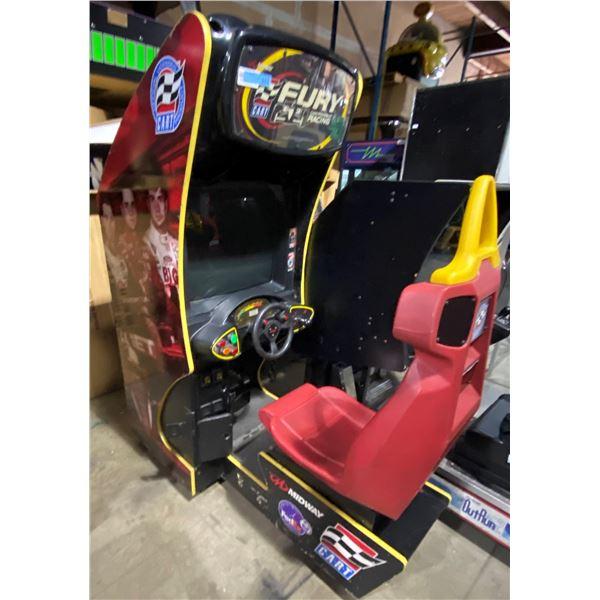 Fury Championship Racing Arcade Game
