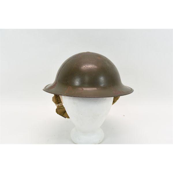 WWII Canadian Army Helmet