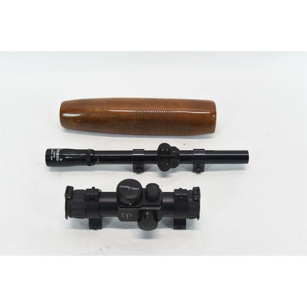 Box Lot Firearm Accessories