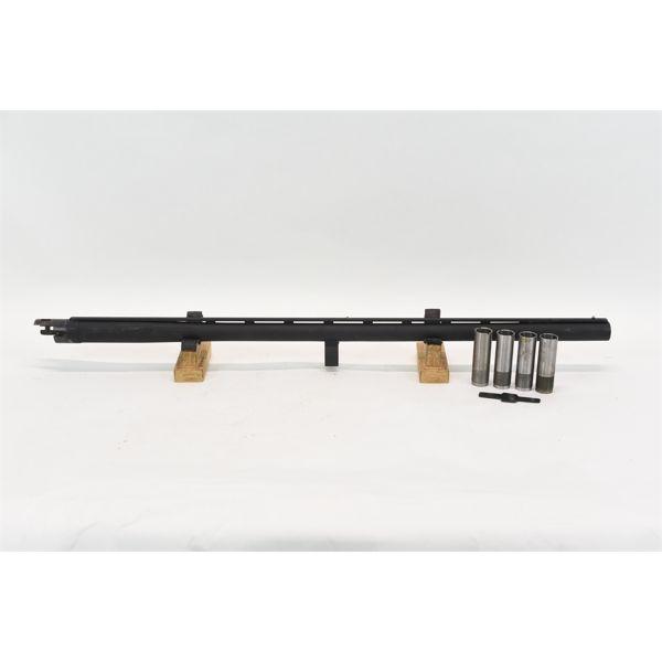 Mossberg 835 Vent Rib Barrel w/ 5 Chokes & Choke Wrench , Vent Rib Has A Slight Rattle