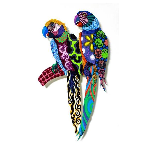 Two Parrots XXIII by Govezensky Original
