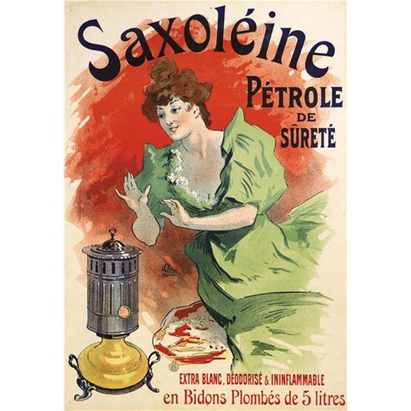 Jules Cheret - Saxoleine