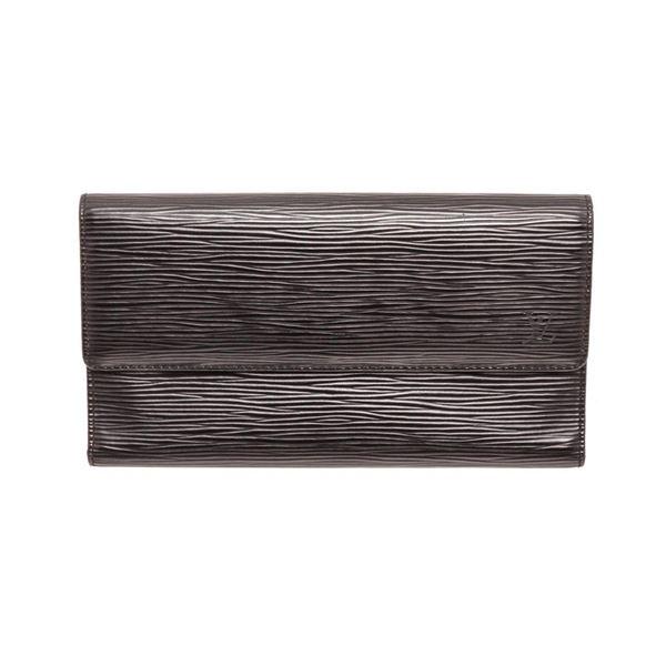 Louis Vuitton Black International Wallet